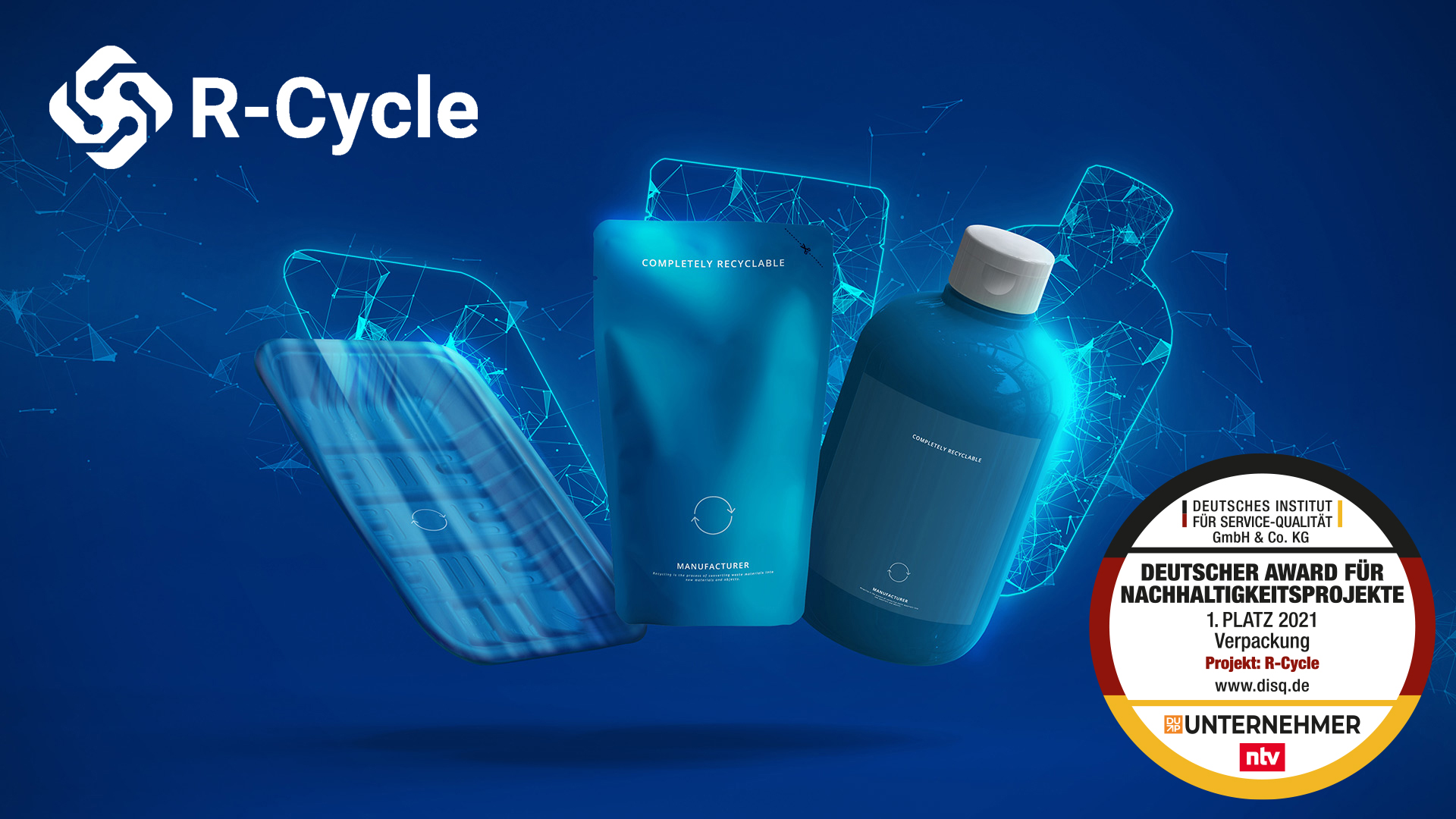 R-Cycle wins the German Sustainability Award 2021